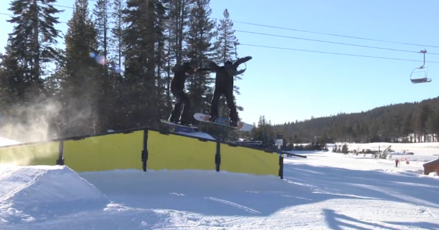 It Was A Good Day At Boreal 1 on Vimeo